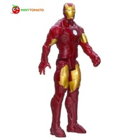 Free Shipping 12inch Iron Man Toys Marvel Dolls Super Hero Action Figure Hot Classic Boys Toys