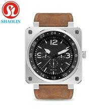 SHAOLIN Bluetooth Smart Watch Android Horloge Soutien Moniteur de Fréquence Cardiaque Tracker Électronique Smartwatch Pour Smartphone smart watch