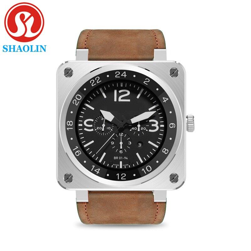 Shaolin bluetooth smart watch smartwatch android soporte de reloj pulsómetro ras