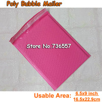 PB 69 Pink 6 5X9inch 165X229MM Usable Space Poly Bubble Mailer Envelopes Padded Mailing Bag