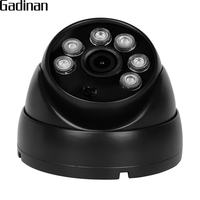 GADINAN 720P 960P 1080P POE Camera ONVIF P2P Security IP Camera 25FPS Hi3518EV200 HI3516CV300 H 265