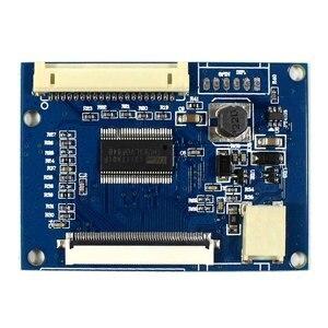 Image 3 - LVDS TTL Tcon pokładzie pracy dla 6.5 cal 7 cal 8 cal 9 cal 800x480 800x600 AT065TN14 AT070TN92 AT080TN64 AT090TN10 50Pin ekran LCD