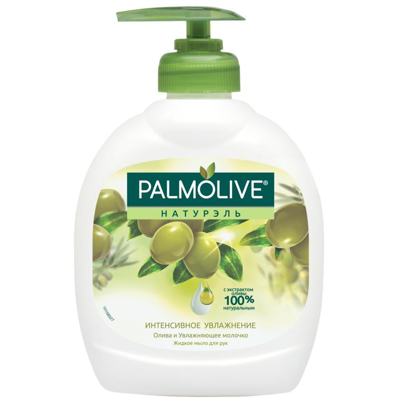 Soap PALMOLIVE Intensive Moisturizing Olive and Moisturizing Milk Liquid Soap 300 ml Beauty kitcpm04910cteveen91 value kit colgate palmolive dishwashing liquid cpm04910ct and energizer industrial alkaline batteries eveen91
