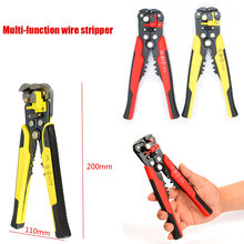 5 in 1 Metal Wire Stripper Crimping Pliers Nippers Sturdy Practical Durable Coaxial Cable