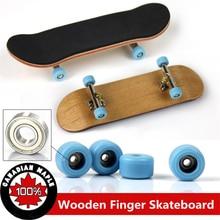 Profissionais Rodas de Rolamento Tipo Skid Pad Stent De Liga de Roda Rolamento Fingerboard Madeira de Bordo Skate de Dedo Brinquedo Da Novidade