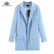 2019 Autumn turn down collar women jacket office lady casual female outwear striped dot print women coat blazer ladies top cheap Bella Philosophy REGULAR Pockets NONE Solid Full Blazers Polyester spandex Notched piece 0 401kg (0 88lb ) 33cm x 26cm x 3cm (12 99in x 10 24in x 1 18in)