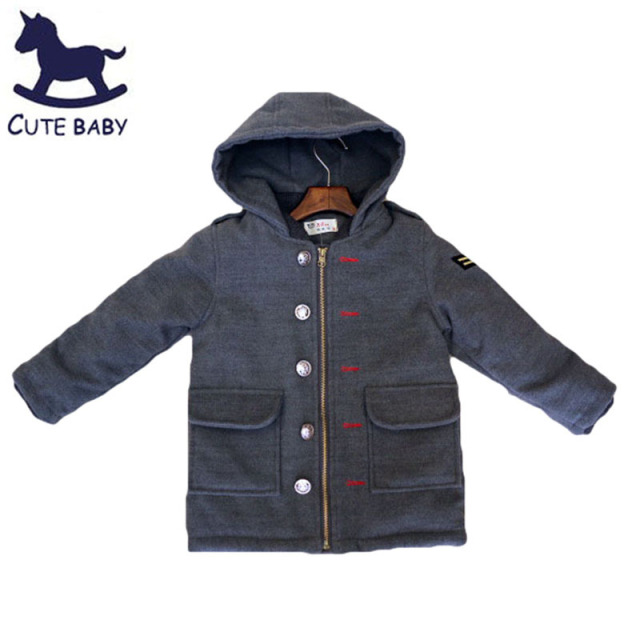 New Boys Winter coat Children's clothing baby boys clothes kids outerwear Boy's parkas winter jackets for boys 2-3-4-5-6-7yrs