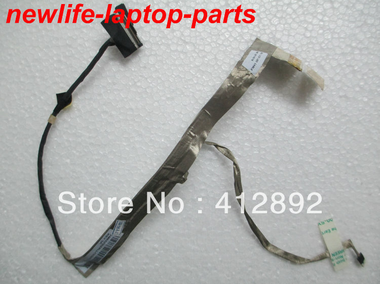 original 5749 flex cable ZRL LCD LED cable DD0ZRLLC020 test good free shipping  цены онлайн