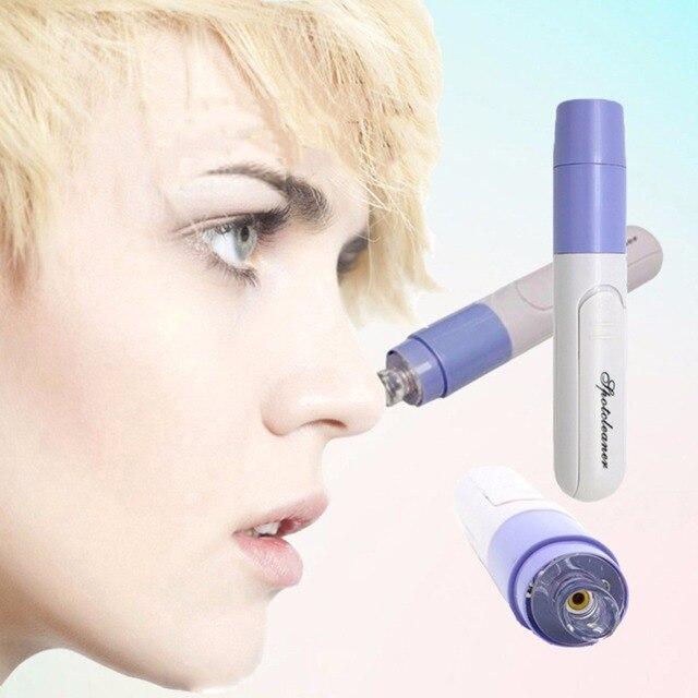 Nouvelle Arrivée Peau Du Visage Nettoyage Maquillage Pores Nettoyant  Cleaner Point Noir Zit Acné Remover Outil
