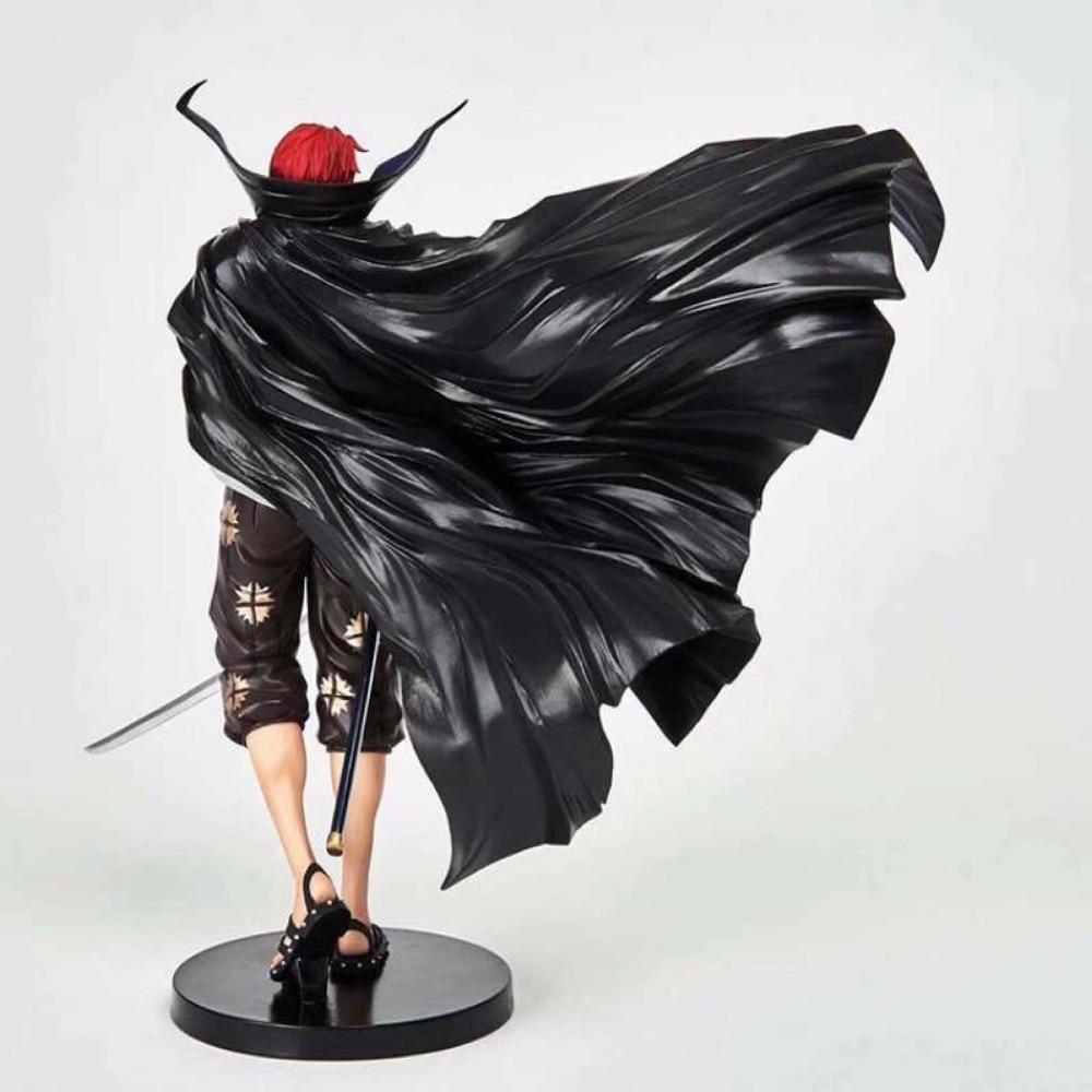 Dark Back One Piece Shanks Figure