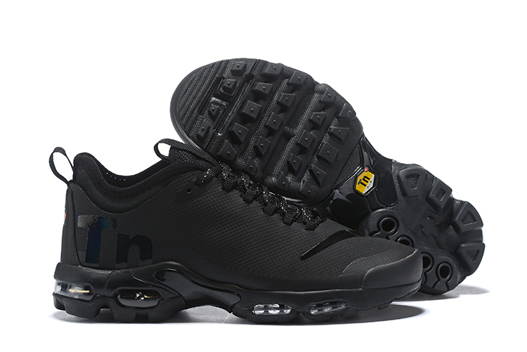 super popular 0b13d fc15c US $81.56 57% OFF|Original Nike Air Max Plus Tn Ultra Se Men's Breathable  Breathable Running Shoes Sports Sneakers Trainers size40 45-in Running  Shoes ...