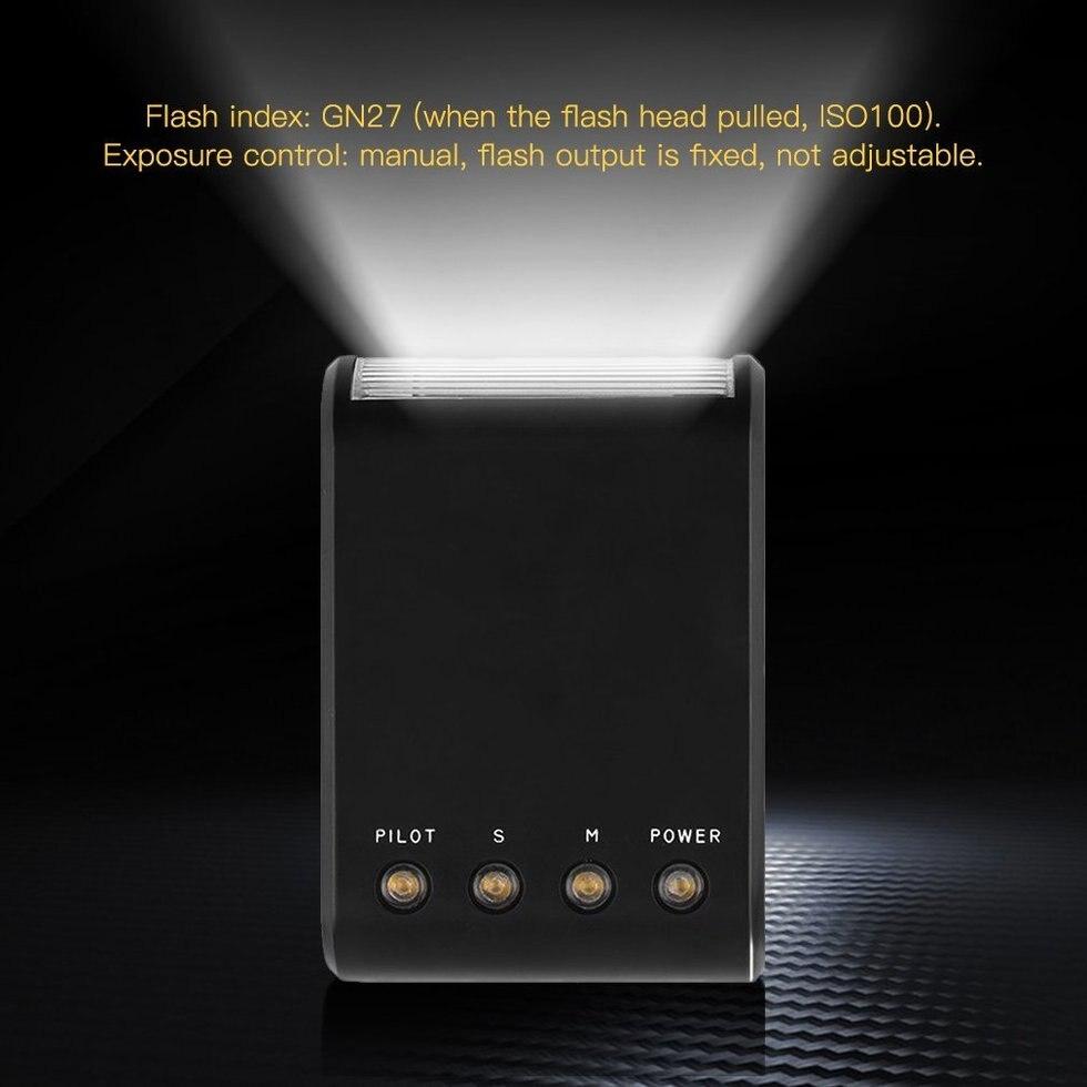 5PCS Digital Slave Flash Light Auto Single Contact Standard For Hotshoe Camera цена и фото