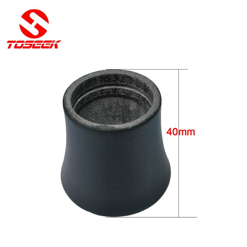 carbon fiber bicycle headset spacer mtb bike washer taper moutain road bike fork cover 1 1/8'' 40mm bike parts