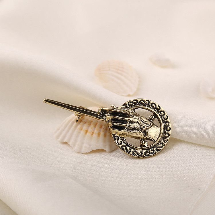 Game Of Thrones Hand Of The King Brooch