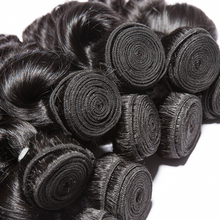 Remy Hair Loose Wave 10PCS Lot  Human Hair Bundles Free Shipping