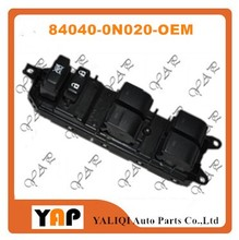Power window switch FOR FIT ToyotaLexus Front Left Driver Side CT200h Camry Prius Land Cruiser Venza 1.8L 2.4L 2.5L 3.5L 5.7L