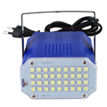36W 36 led high power White RGB LED Stage Light DJ Strobe Flash Light Club Party festival AC100-240V 50-60Hz EU Plug