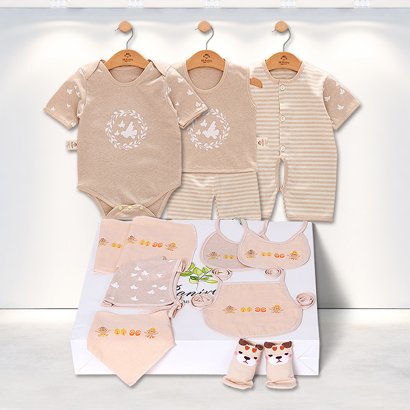 18pcsSet-Newborn-baby-Clothes-Summer-Clothing-set-Cute-infant-Clothes-suit-0-3M-2