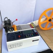 988T компьютерная автоматическая машина для резки горячей и холодной ткани, Волшебная самоклеящаяся машина для резки эластичных лент
