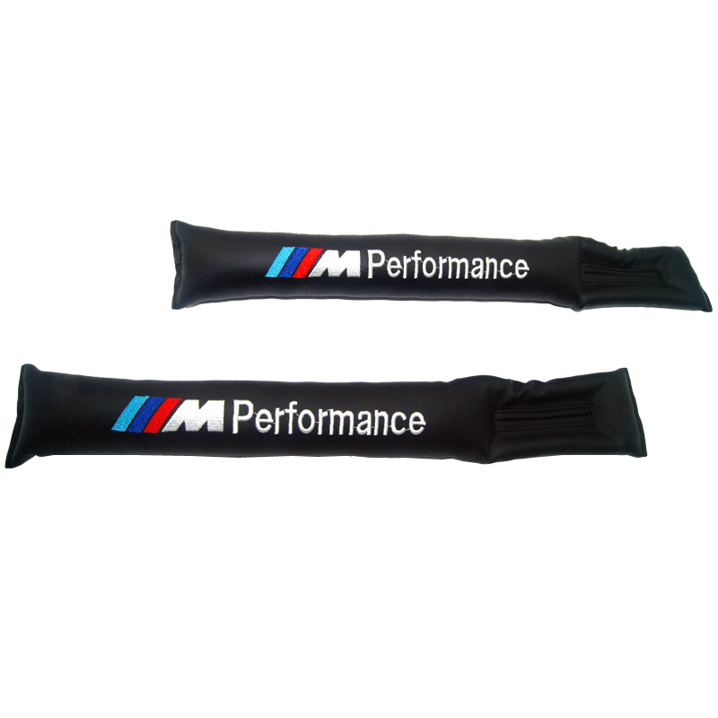 2x Car styling Car Seat Gap Filler For BMW E46 E39 E38 E90 E60 E36 F30 E30 E34 F10 F20 E92 E38 E91 E53 E70 X5 X3 Car Accessories