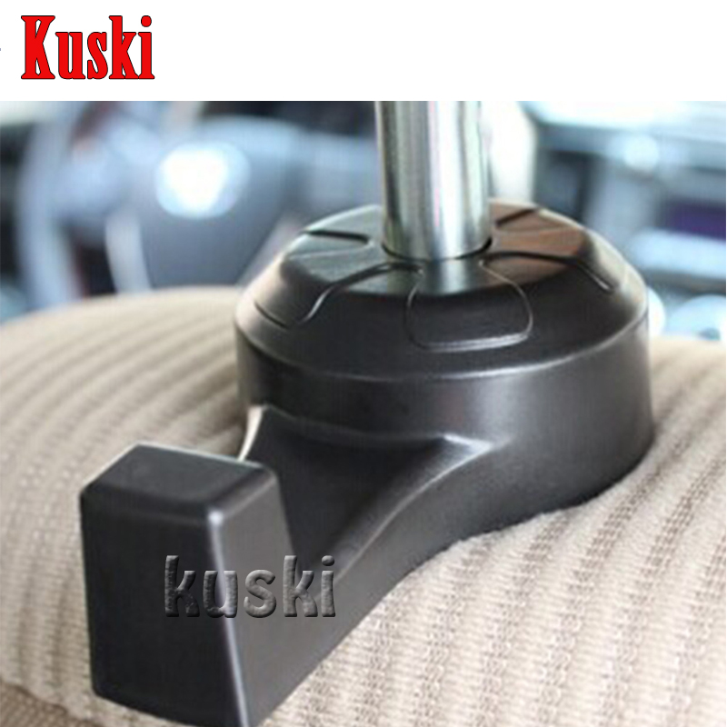 2pcs Car Back Seat Hooks Car Styling For Ford Focus 2 3 1 Fiesta Mondeo Kuba Ecosport Buick Excelle Encore Accessories