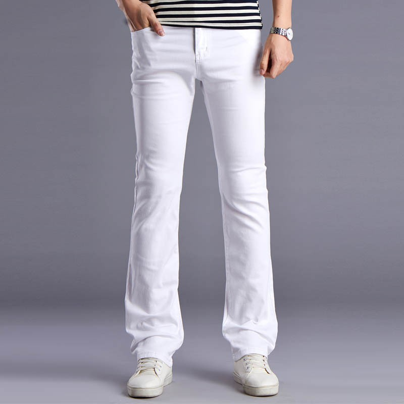 Online Buy Wholesale mens bell bottom pants from China mens bell ...