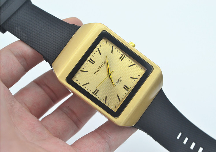 WoMaGe Brand Gold Case Sport Watch Mens Casual Fashion Womens Watches Unisex Ladies Clock kol saati silicone wristwatch relojeWoMaGe Brand Gold Case Sport Watch Mens Casual Fashion Womens Watches Unisex Ladies Clock kol saati silicone wristwatch reloje