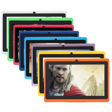 Original iRULU X1 eXpro 7» Tablet PC Andriod 4.4 Quad Core Tablet Dual Camerals support Wifi 8G ROM Cheaper