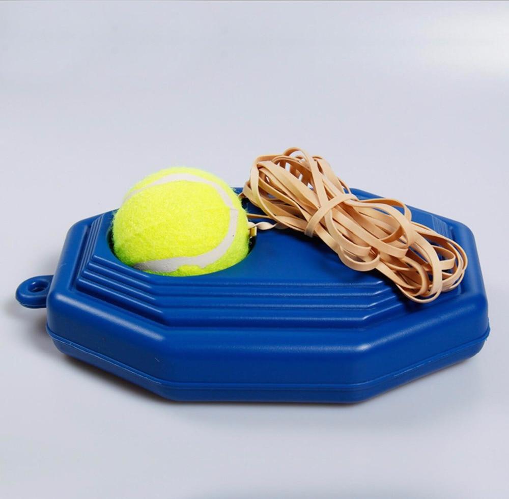 Прочный Теннис тренажеры гимнастический мяч самообучения отскок шары спарринг устройства кроссовки спортивные развлечения поставки