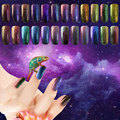 Belen 7ml 3D Colorful Phantom Nail Gel Polish Chameleon Gel Manicure UV Gel Color Polishe Need UV LED Lamp 24 Color For Choosing
