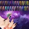 Belen 7ml 3D Colorful Phantom Nail Gel Polish Chameleon Gel Manicure UV Gel Color Polishe Need UV LED Lamp 24 Color For Choosing