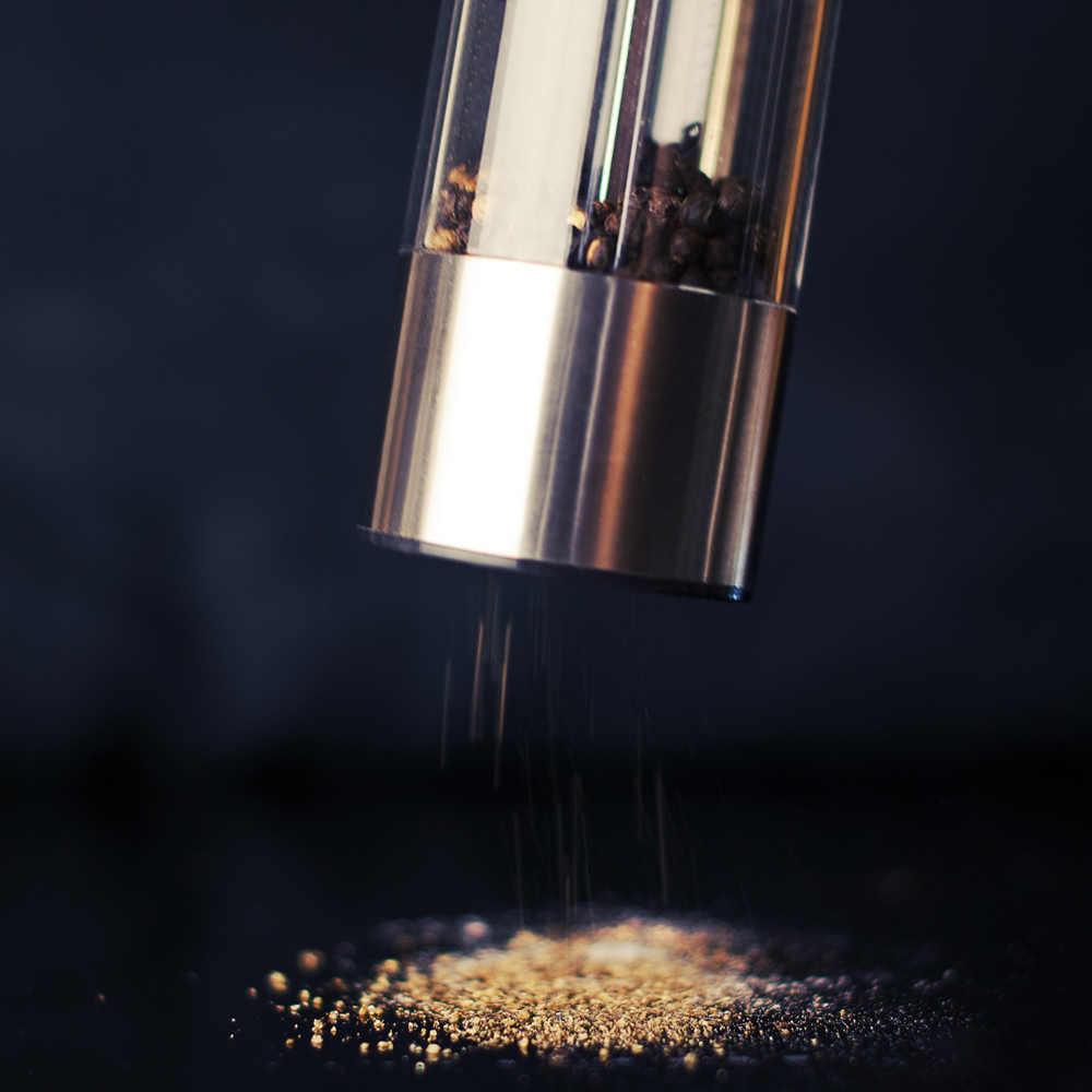 Роскошная хорошо сделанная мельница для перца, гранулы, перцемолка, соль, зерно, мельница высокого класса для сезонных приправ, инструменты для кухни