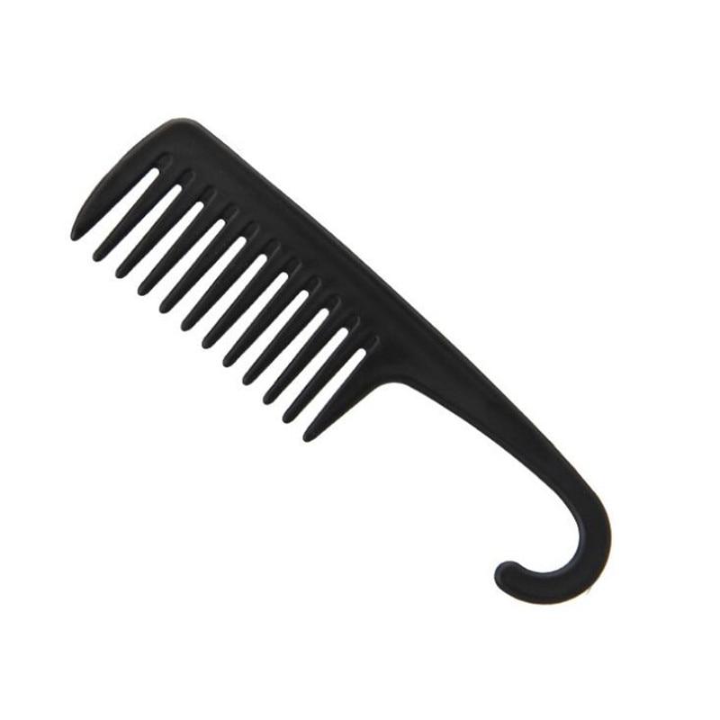 1 Stück Großen Zahn Kamm Mit Einem Haken Haar Styling Werkzeuge Lockiges Haar Kämme Salon Haare Schneiden Styling Werkzeug Krankheiten Zu Verhindern Und Zu Heilen