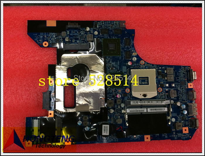 MAINBOARD For Lenovo B570 DDR3 NVIDIA Graphics laptop Motherboard 48.4PA01.021 LZ57 MB 100% tested OK