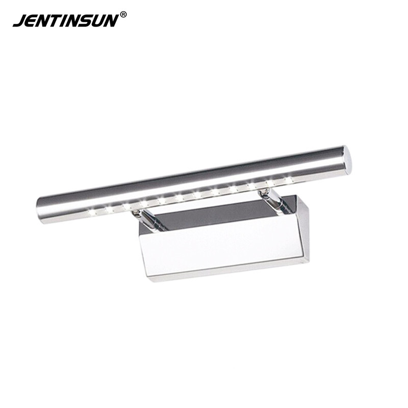 Modern bathroom mirror light indoor led wall lamp mini updated 3w 27 5cm mounted light for