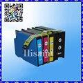1 Компл. 4 Шт. Для HP 932XL 933XL Картридж Для HP Officejet 6100/6600/6700 7110 Струйных принтер Картридж Настоящее Горячие Продажа