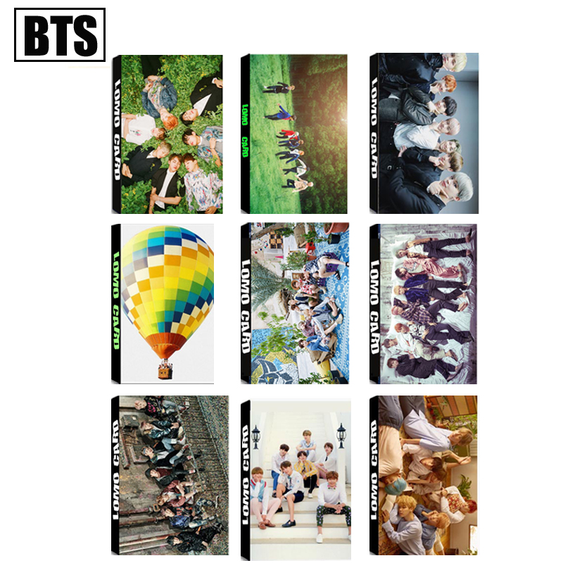 Beads & Jewelry Making Intellective Kpop Bts Fake Love Yourself Wings Album Lomo Photo Card Self Made New Album Paper Photocards Posters 30pcs/box To Be Renowned Both At Home And Abroad For Exquisite Workmanship Skillful Knitting And Elegant Design Jewelry Findings & Components