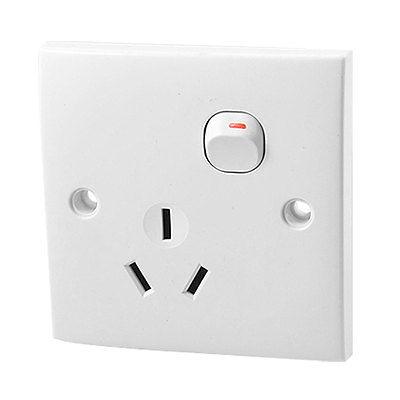 все цены на AU Outlet Socket Switch Wall Plate New AC 250V 16A AU Plug онлайн