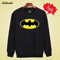 Batman Symbol  Hoodies Men Hoody Sweatshirts for Classic Mens Hoodie and Sweatshirt  Black/white cotton Fashion quality aikooki