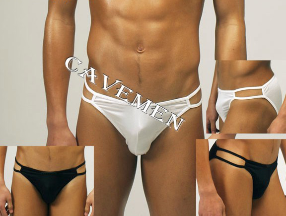 Simple Double* 1914 *sexy men lingerie T-Back G-String Brief Underwear Triangle pants Trousers Suit free shipping