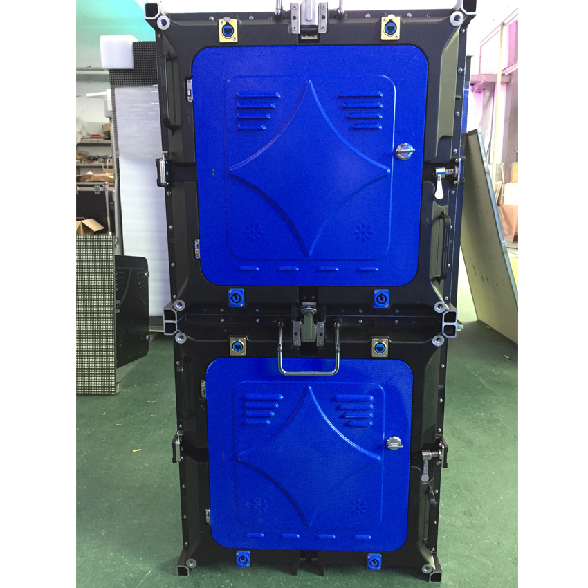 Full Color Led Display, 512x512mm Die Casting Aluminum Cabinet, P4 Indoor SMD2121 RGB LED Panel For Led Display Screen Billboard
