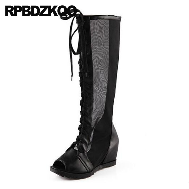 f857bc236b55 Buy cheap knee high boots and get free shipping on AliExpress.com