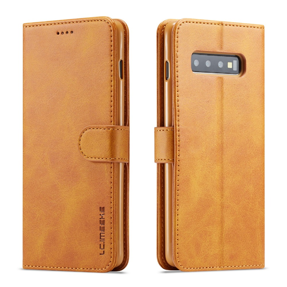 LOVECOM Vintage Leather Wallet Flip Phone Cases For Samsung Galaxy A10 A20 A40 A50 A60 M30 LOVECOM Vintage Leather Wallet Flip Phone Cases For Samsung Galaxy A10 A20 A40 A50 A60 M30 S10 Plus S10e S9 Note 8 9 Back Cover