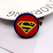 Superman Pop Grip Socket