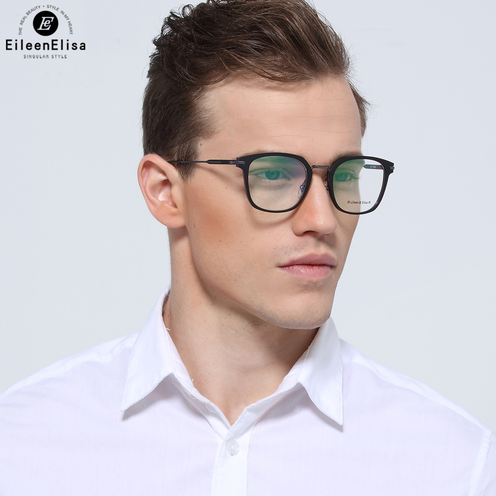 ee titanium eyeglasses frames men spectacles eyeglasses frame titanium reading eyeglasses clear fashion glasses oculos de