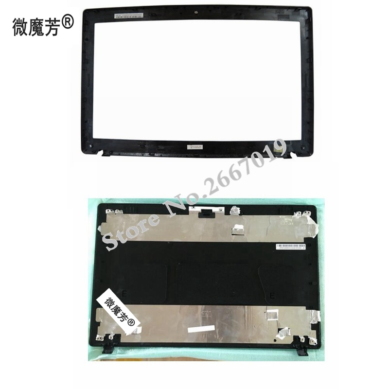 New TOP cover For Acer for Aspire 5742G 5741G 5552 5741 5551 5251 5741z 5741ZG Laptop LCD Back Cover wzsm original power switch button board with cable for acer aspire 5741 5741g 5742 5552 button board ls 5893p tested well
