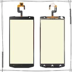 Najwyższej jakości ekran dotykowy telefonu dla OUKITEL K10000 ekran dotykowy Digitizer czujnik przedni panel dotykowy w Panele dotykowe do telefonów komórkowych od Telefony komórkowe i telekomunikacja na