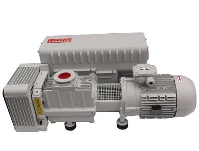 цена на Germany LEYBOLD genuine vacuum pump SV65B oil lubrication rotary vacuum pump 65 cubic / h