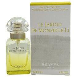 Hermes 286825 Le Jardin De Mone pieceur Li Eau De Toilette Spray - 1 oz духи hermes parfums hermes le jardin de monsieur li