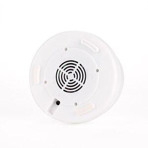 Image 5 - ATWFS التحكم عن بعد بالموجات فوق الصوتية زيت طبيعي معطر الهواء المرطب ناشر رائحة مبيد 7 لون LED الروائح ضباب صانع